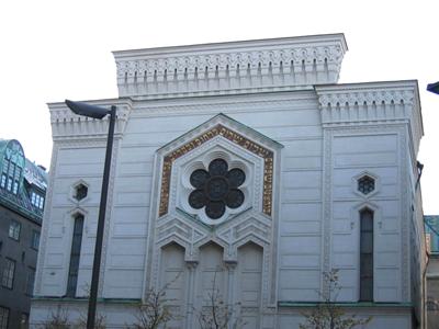 synagoga sthlm