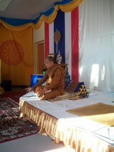 Buddhistisk munk